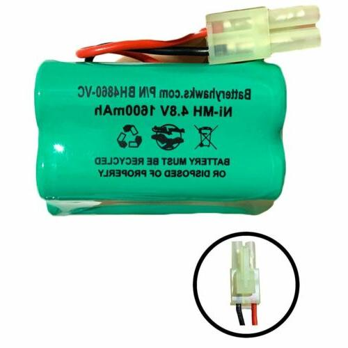 v2700z battery pack replacement for euro pro