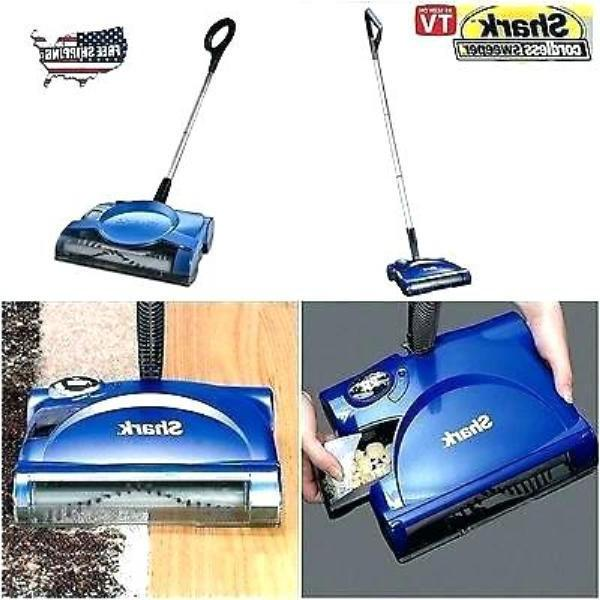 Shark Swivel Sweeper Carpet Rechargeable Vacuum