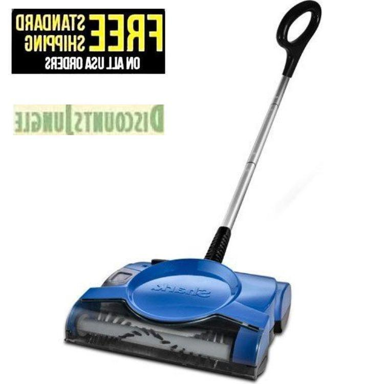 Swivel Cordless Sweeper Lightweight Rechargeable Battery Operated Floor
