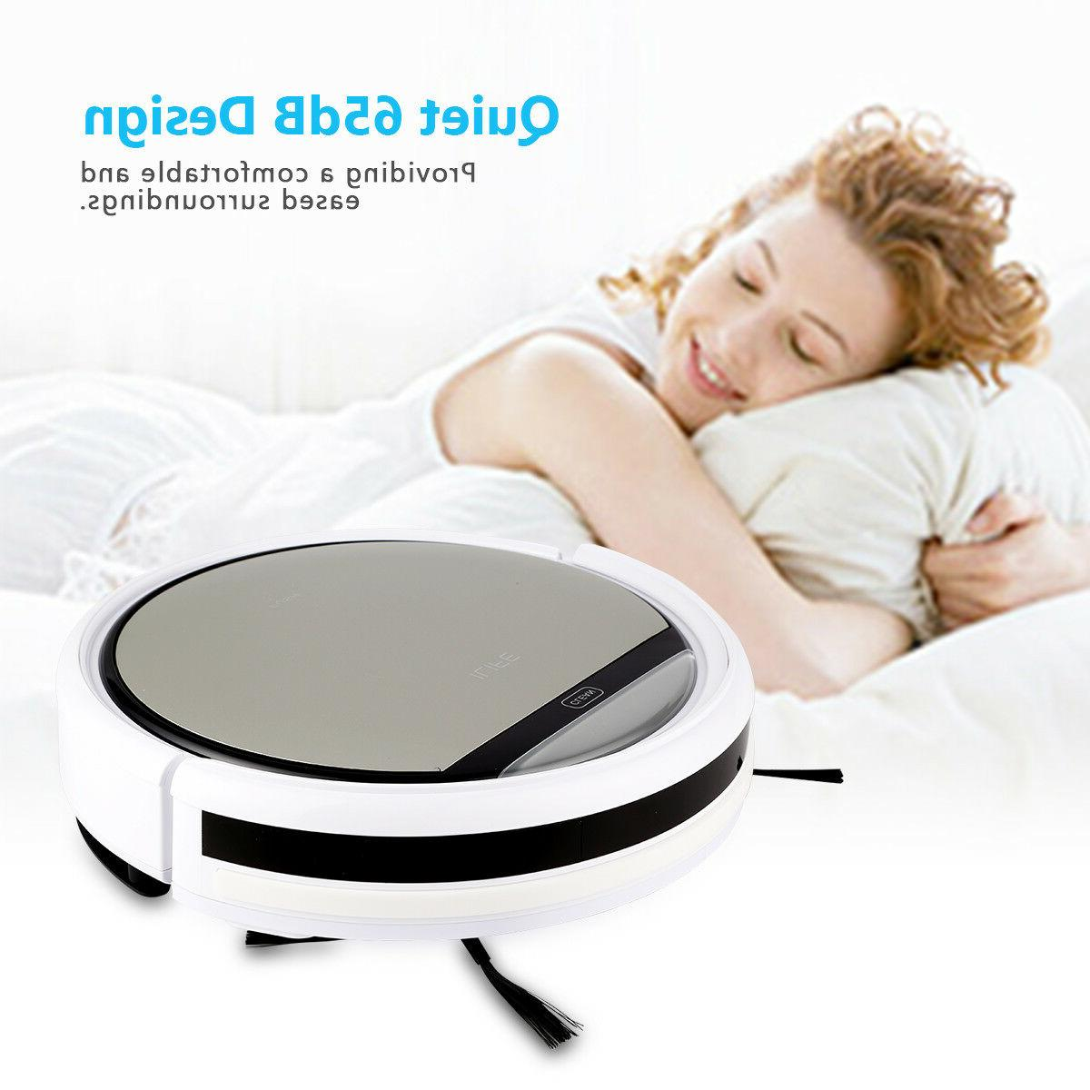 ILIFE V5 Smart Robotic Vacuum Auto