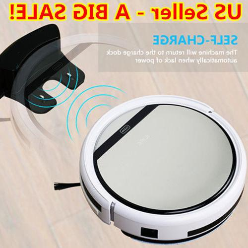 v5 smart robotic vacuum auto cleaning microfiber