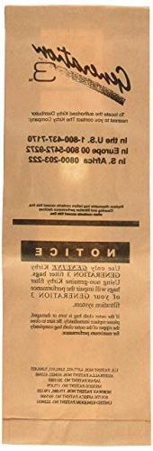 Kirby Vacuum Bags Generation 3 9 Pack OEM # 197389