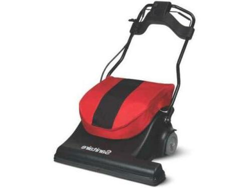 Wide Area Motorized Sweeper Vacuum