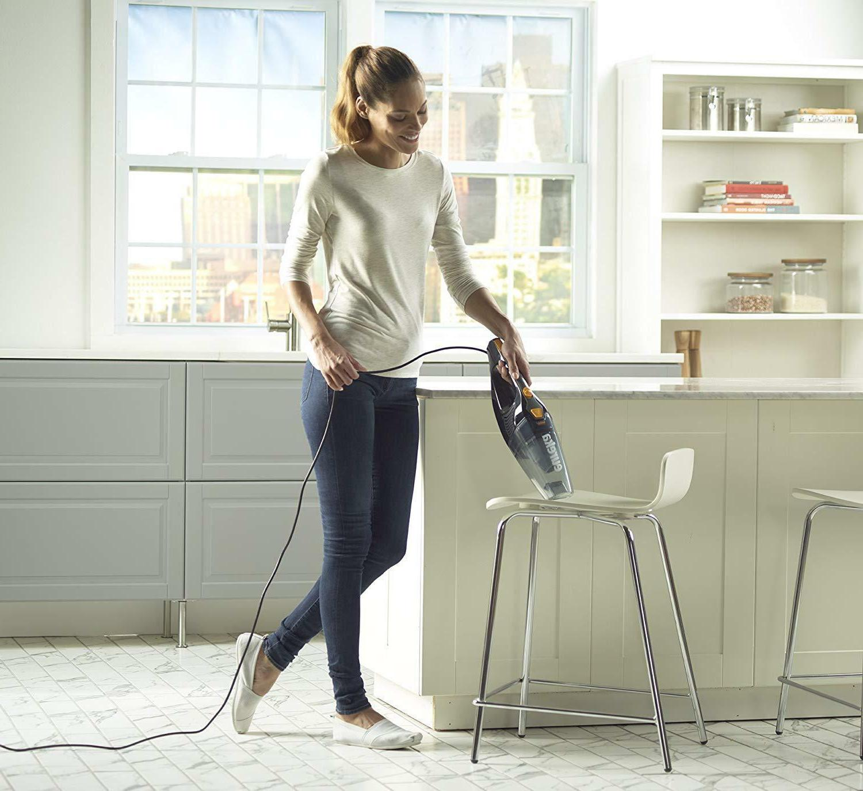 Wood Floor Vacuum Lightweight Electric Sweeper New