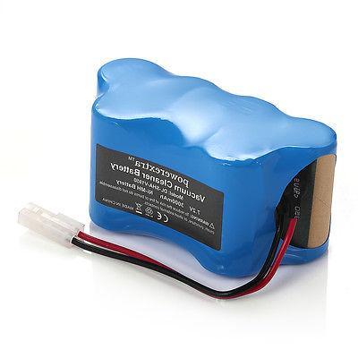 7.2V 3.0Ah Battery XB1918 For Euro-Pro Shark V1950 VX3 Cordl