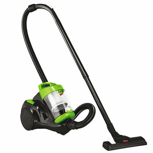 Bissell 2156A Zing Bagless Canister Vacuum, Green Bagless, S