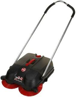 "Hoover L1405 Commercial SpinSweep 18"" Pro Outdoor Sweeper, B"