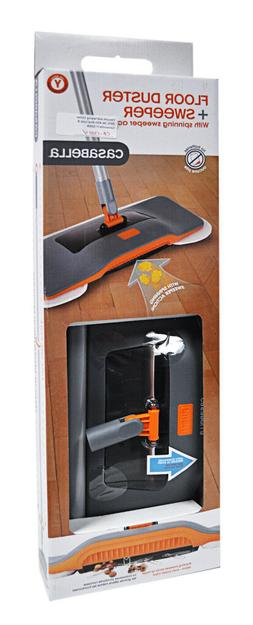Casabella Microfiber Floor Duster and Sweeper