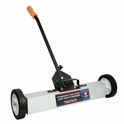 """Neiko 53418A Magnetic Pick-Up Sweeper with Wheels 30 Lb, 36"""""""