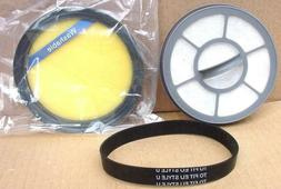 NEW EUREKA AIR SPEED VACUUM SWEEPER PARTS BELT & DUST CUP AN
