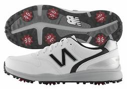 New New Balance Golf- Sweeper Shoes White/Black 13 Extra Wid
