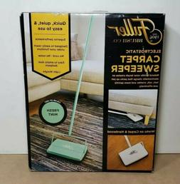 NEW Open Box Fuller Brush Electrostatic Carpet Sweeper Fresh
