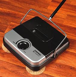 """Household Essentials 11"""" Non-Electric Floor Sweeper with Cor"""