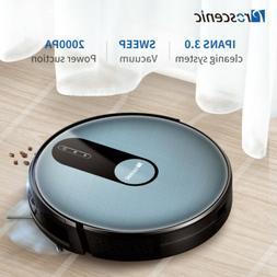 Proscenic 820P Alexa Robot Vacuum Cleaner Carpet Floor Mop W