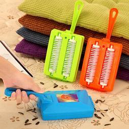 Home Carpet Plastic Roller Handheld Brush Sweeper Dust Remov