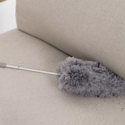 Practical Microfiber Dusting Retractable <font><b>Household<