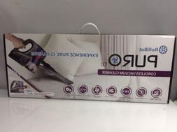 Rollibot Puro 100 Cordless Stick Vacuum Cleaner 140W High-Po