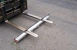 AMK R-84 84 in. Roadmag Magnetic Sweeper