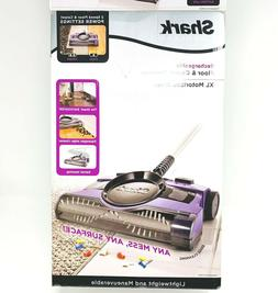 """Shark 13"""" Rechargeable Floor Carpet Sweeper Cleaning Folding"""
