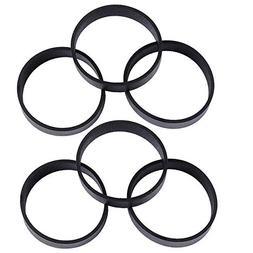 Mumaxun 6pcs Replacement 301291 Vacuum Cleaner Belt for Kirb