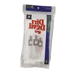 Dirt Devil Royal Vacuum Bag Type K