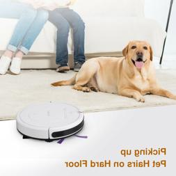 Eyugle Robotic Vacuum Cleaner Remote Control Sweeper Self-Ch