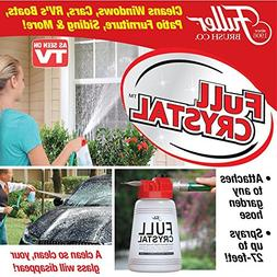 AS SEEN ON TV!! Full Crystal Window and All Purpose Cleaner