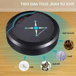 Self Navigated Smart Robot Vacuum Cleaner Rechargeable Auto