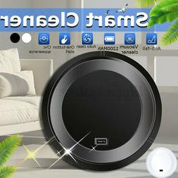self navigated smart robot vacuum cleaner rechargeable