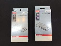 Miele SF-HA 50 Active HEPA filter 2pk for Models S4, S5, S6,