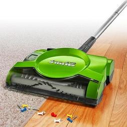 shark electric cordless sweeper broom