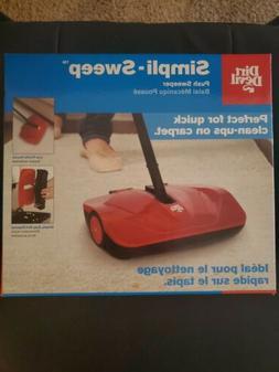 Dirt Devil Simpli-Stik Lightweight Corded Bagless Stick Vacu
