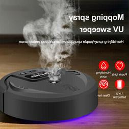 Smart Sweeping Robot Vacuum Cleaner UV Disinfection Floor Au