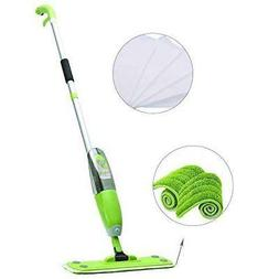 Spray Mop Cleaner Household Floor Bath Kitchen Sweeper Broom
