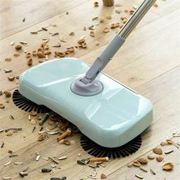Stainless Steel Hand Push Sweepers Machine Automatic Broom 3