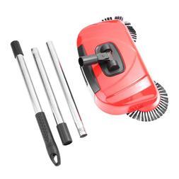 Stainless Steel Sweeping Machine Push Type <font><b>Broom</b
