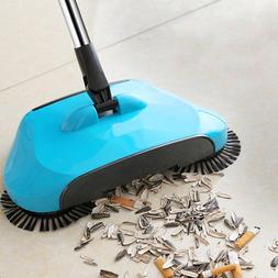 Stainless Steel Sweeping Machine Push Type Hand Push Magic <