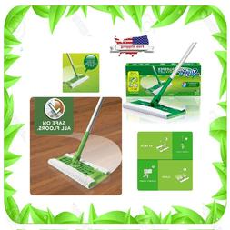 Swiffer Sweeper Dry and Wet Floor Mopping and Cleaning Start