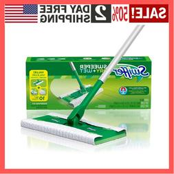 Swiffer Sweeper Dry and Wet Floor Mopping Cleaning 1 Mop 7 D
