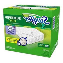 Swiffer Sweeper Dry Cloth Refill, Lavender Vanilla & Comfort