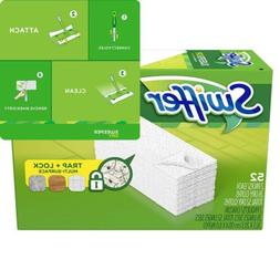 Swiffer Sweeper Dry Mop Refills Floor Mopping and Cleaning,