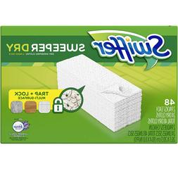 Swiffer Sweeper Dry Sweeping Pad Refills for Floor Mop, Refi