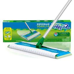 Swiffer Sweeper Dry + Wet XL Sweeping Kit