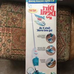 Dirt Devil Sweeper Vac Cordless Rechargable And Swifter. In