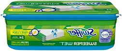 Swiffer Sweeper Wet Mopping Cloth Refill - Lavender Vanilla