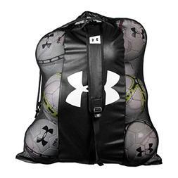 Under Armour UA Sweeper Mesh Ball Bag - Black