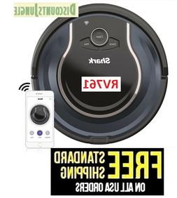 Shark RV850 ION Robot Vacuum WiFi-Connected with Powerful Su