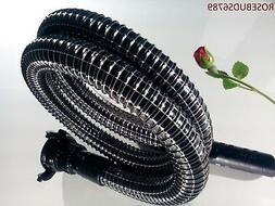 vacuum cleaner hose suction black heritage ii