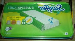 Swiffer Sweeper Wet Mopping Refills with Gain Orginal Scent,