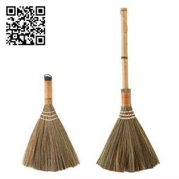 wood floor sweeping <font><b>broom</b></font> soft hair fur
